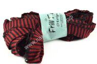FRILL TAPE  ( STRIPE) PUPPY IMPORTED YARN