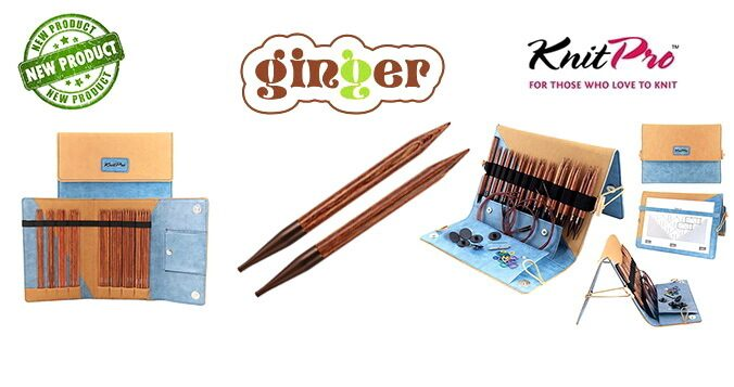 Спицы Ginger Knitpro